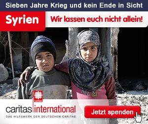 Caritas Syrienhilfe