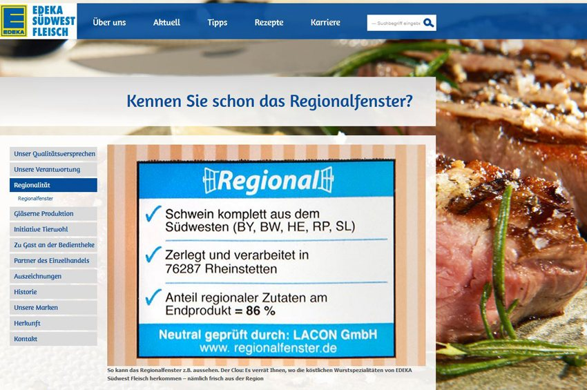 Video: Regionale Lebensmittel